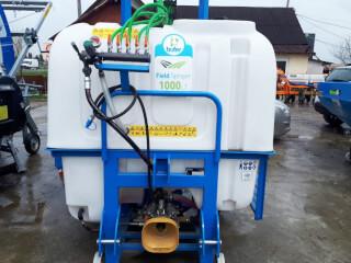 Erbicidator 1000 litri, rampa 18.0m, purtat, BUFER