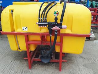Erbicidator 800 litri, purtat, WOPROL