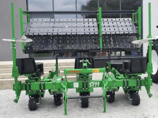 Mașină de plantat (plantatoare), Sfoggia ST11