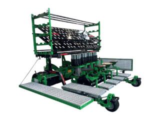 Mașină de plantat (plantatoare), Sfoggia ST9