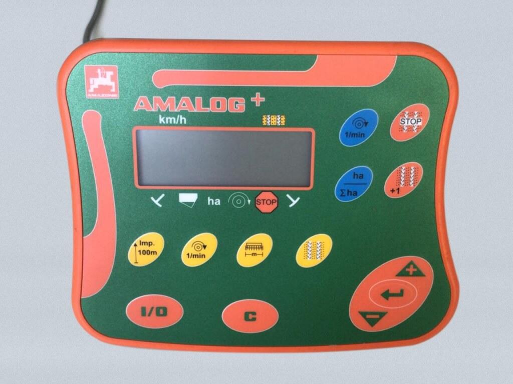 Terminal de operare (calculator), AMAZONE AmaLog+